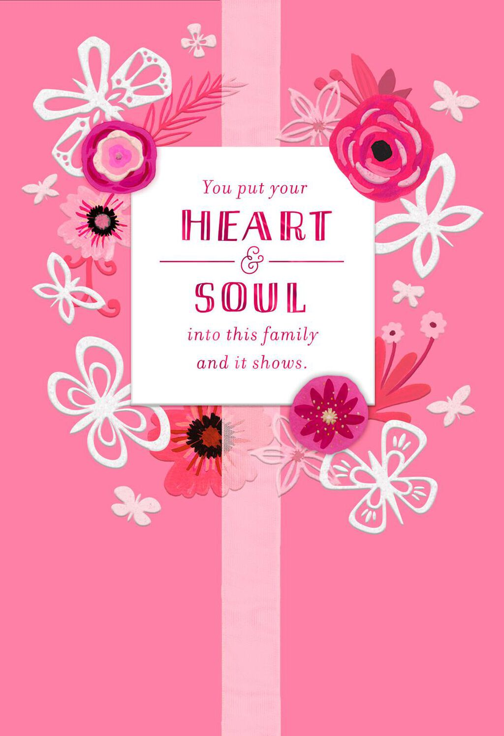 Heart and Soul Mother\'s Day Card From Husband - Greeting Cards ...