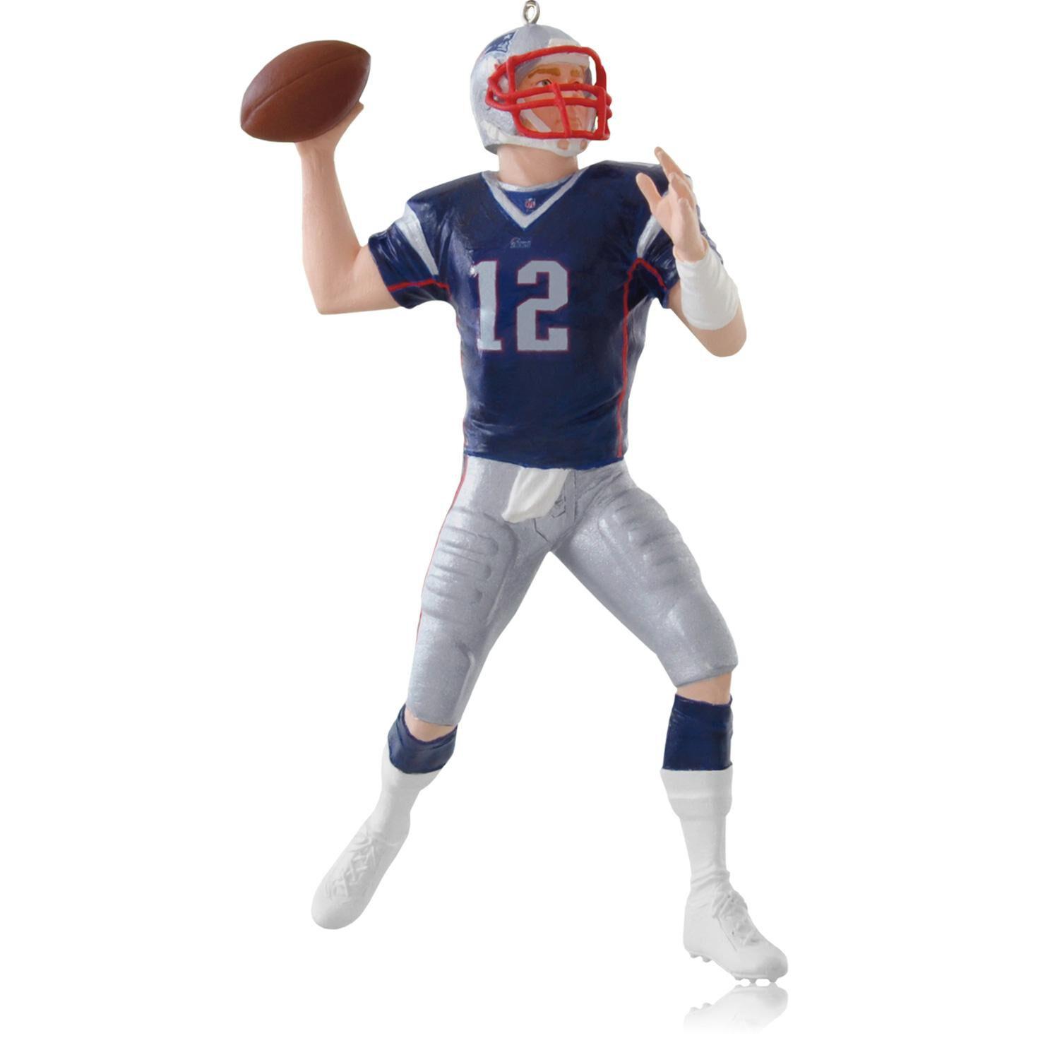 Football player ornament - Football Player Ornament 43
