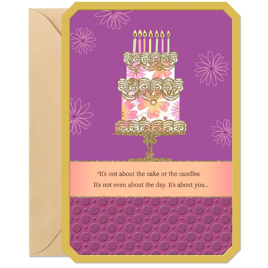 Today Is All About You Birthday Card For Sister