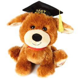 Proud-of-You Pup Interactive Stuffed Animal, , large