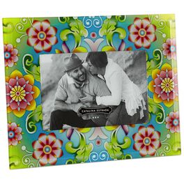 Catalina Estrada Flourishing Blooms Picture Frame, 4x6, , large