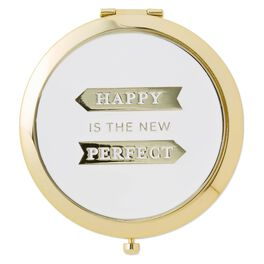 Happy Is the New Perfect Compact Mirror, , large