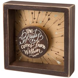 Primitives by Kathy True Beauty Box Sign, , large
