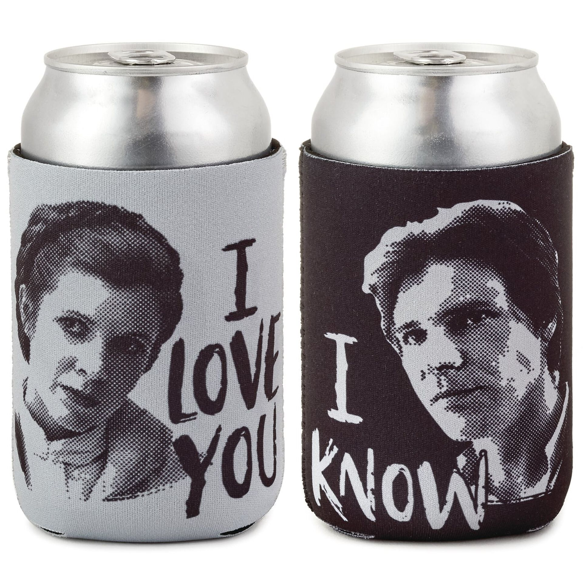 Hallmark Co Forever 29 Fabric Can Cooler