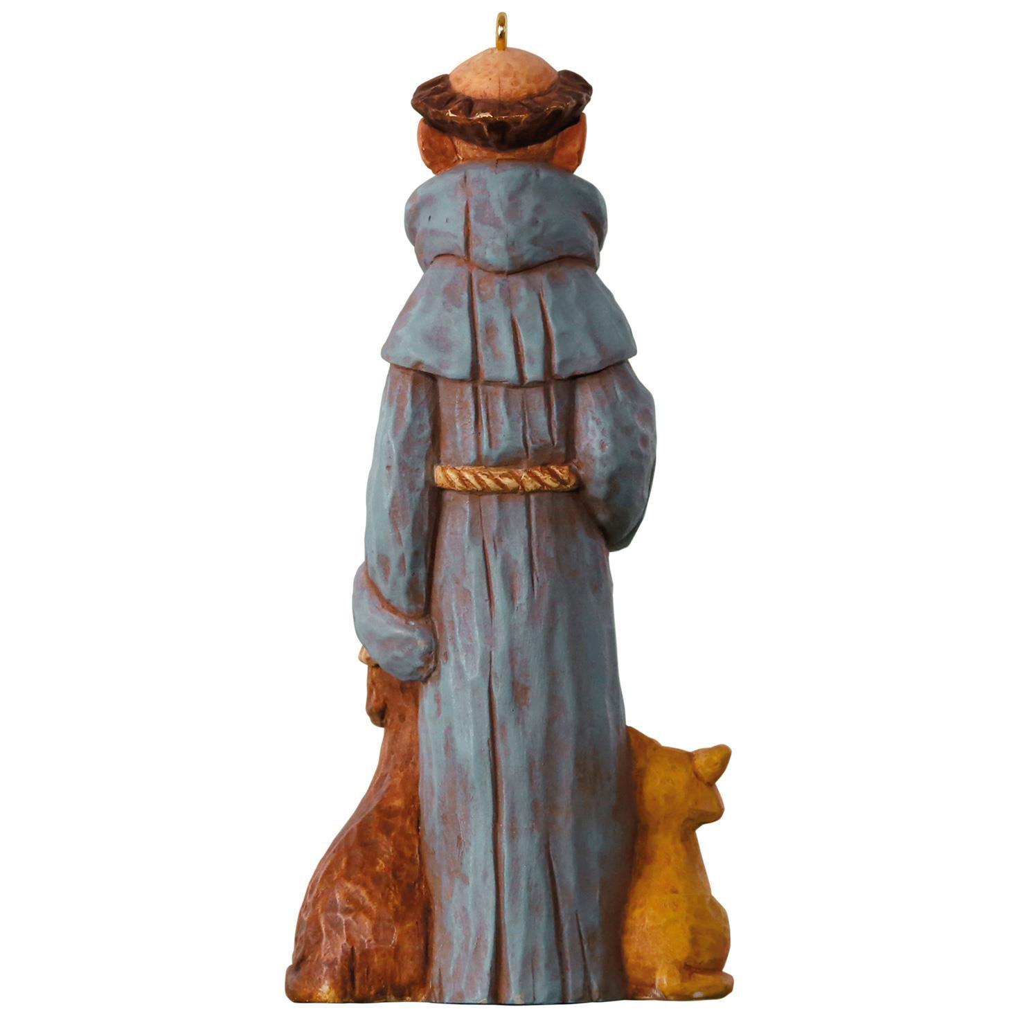 ... Saint Francis Of Assisi Ornament