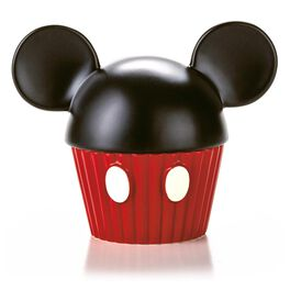 Mickey Mouse Birthday Cupcake with Sound, , large