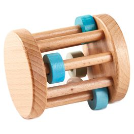 Blue Wood Rattle, , large
