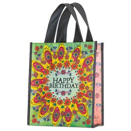 Natural Life Happy Birthday Gift Bag, Medium, , large