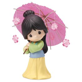 Precious Moments® Every Flower Blooms Mulan Figurine, , large