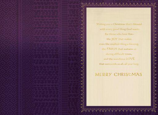 Feel the Wonder Christmas Card,