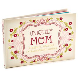 Uniquely Mom Gift Book, , large