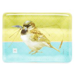 Feathered Friend Paperweight by Marjolein Bastin, , large