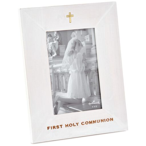 First Holy Communion Wood Frame, 4x6, ...