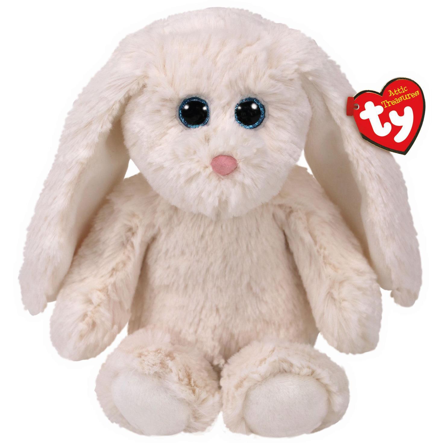 Ty® Attic Treasures Pearl Rabbit Stuffed Animal 13  - Classic Stuffed Animals - Hallmark  sc 1 st  Hallmark & Ty® Attic Treasures Pearl Rabbit Stuffed Animal 13