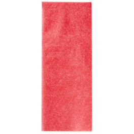 Cherry Red Tissue Paper, 8 Sheets, , large