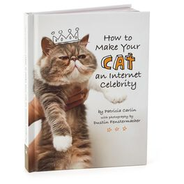 How to Make Your Cat an Internet Celebrity Gift Book, , large