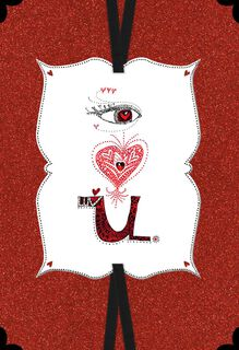 UNICEF Simply Romantic Valentine's Day Card,