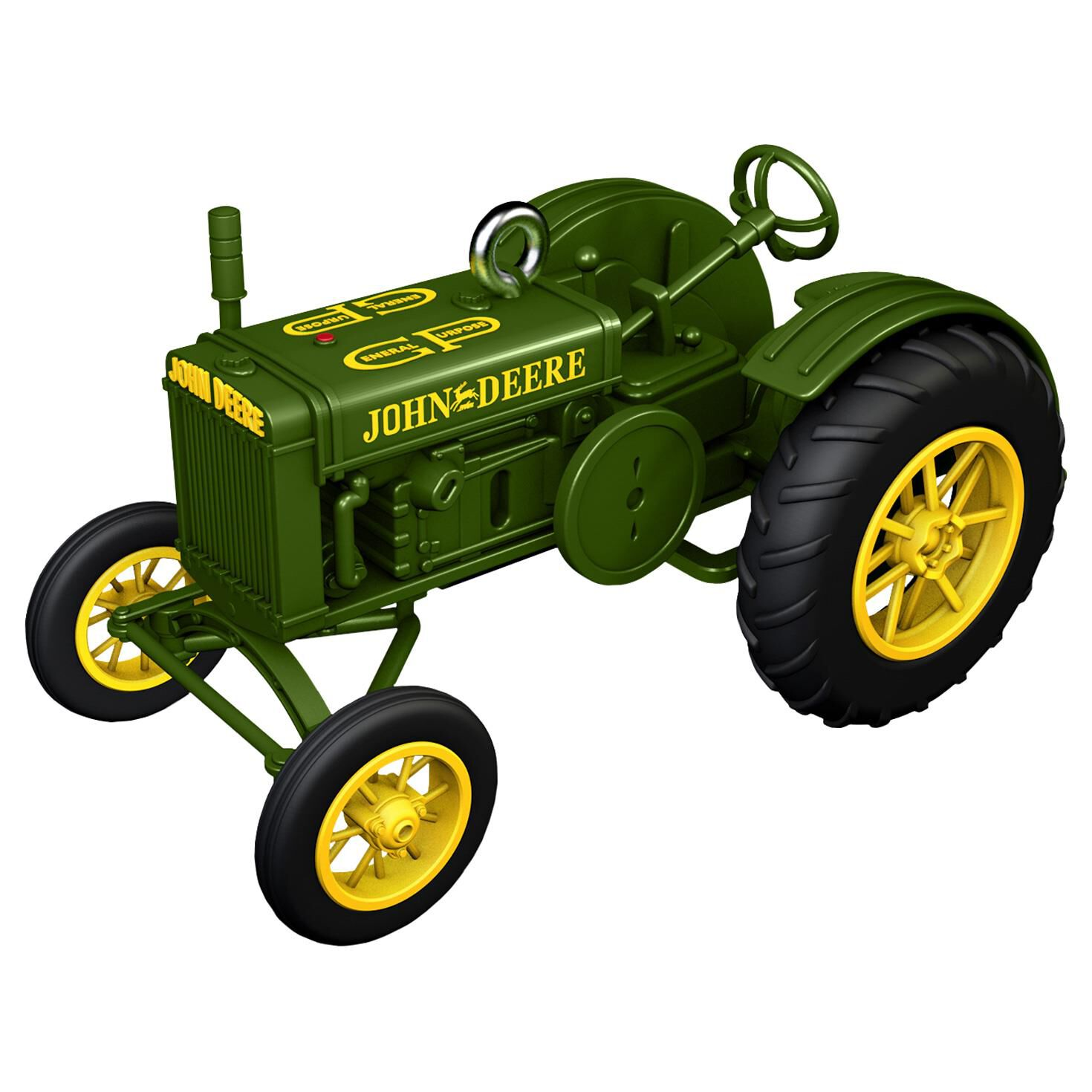 1928 John Deere Model GP Tractor Ornament