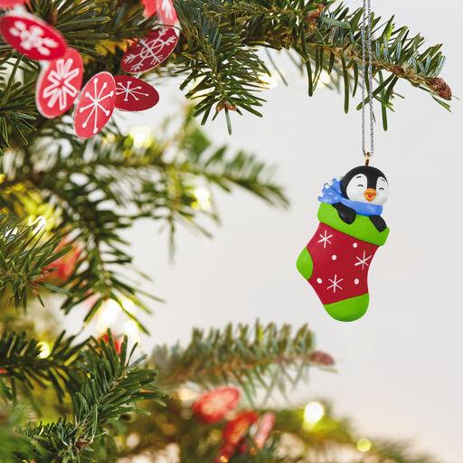 Keepsake Christmas Ornament Year Dated, Filled With Fun! Stocking 2021 Stocking Stuffers Ornament Keepsake Ornaments Hallmark