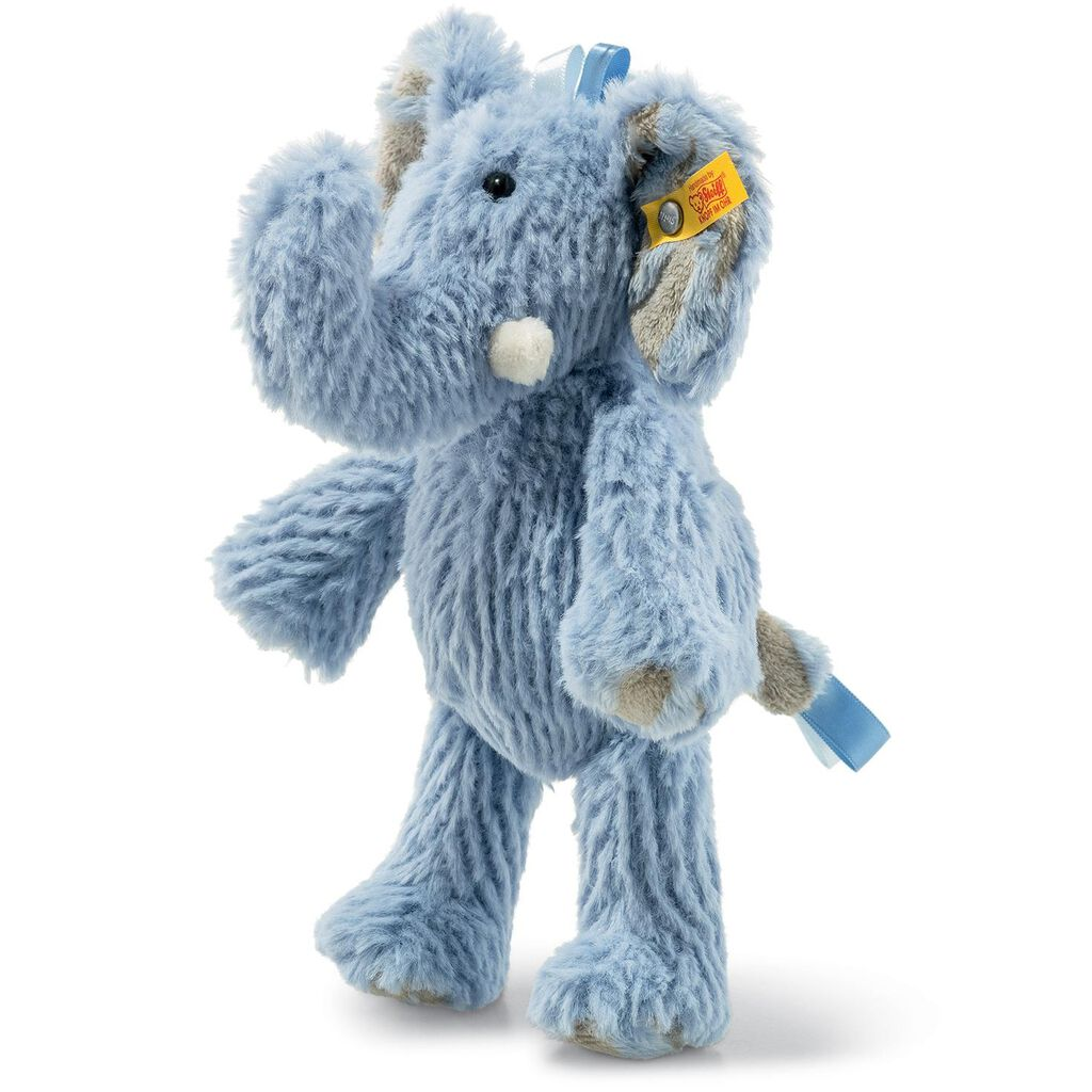 Steiff Small Earz Elephant Stuffed Animal 8 Classic Stuffed