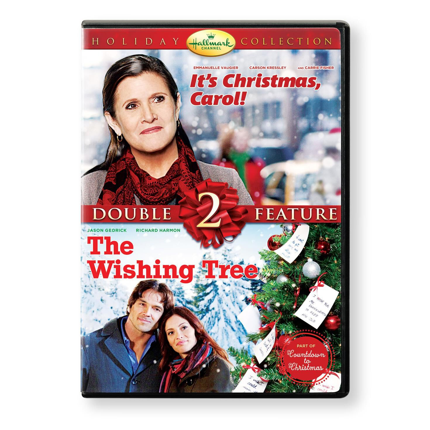 its christmas carol and the wishing tree hallmark channel dvd set hallmark channel hallmark