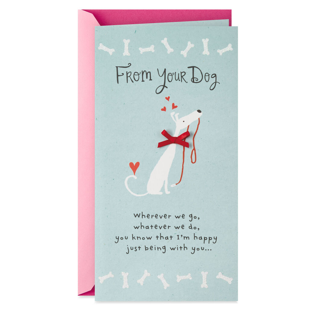 Day Card From The Dog