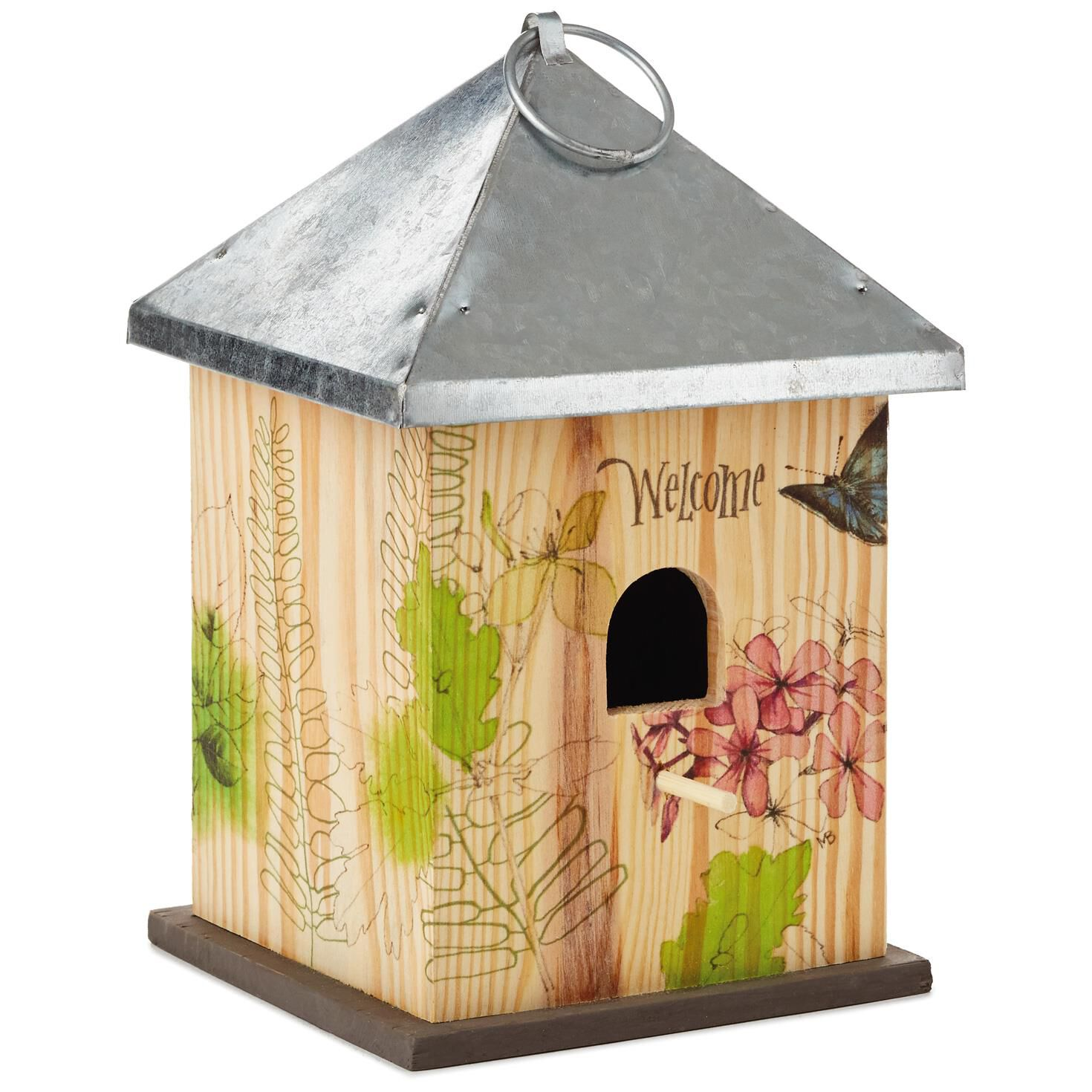 birdhouse rustic the kit bird barn scout feeder wooden wood small of best in s kits house cub x