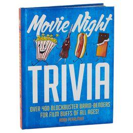 Movie Night Trivia Gift Book, , large