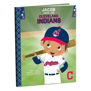 Major League Baseball™ Personalized Book,