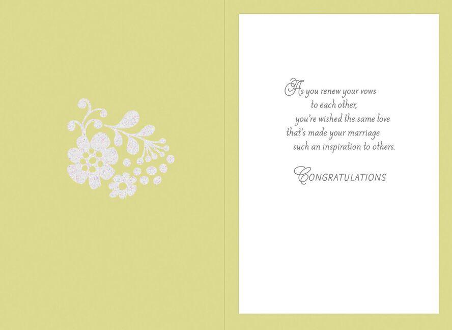 Renewing Vows Wedding Card - Greeting Cards - Hallmark