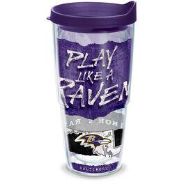 Tervis® Baltimore Ravens Statement Tumbler, 24 oz., , large
