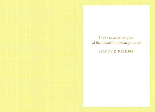 Marjolein Bastin You Grow Better With Time Birthday Card,