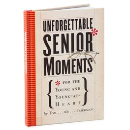 1000 Unforgettable Senior Moments Gift Books, , large