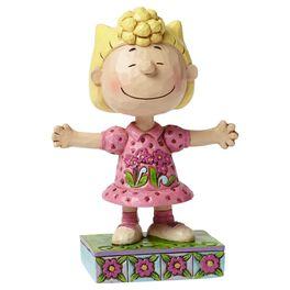 Jim Shore® Peanuts® Sassy Sally Figurine, , large