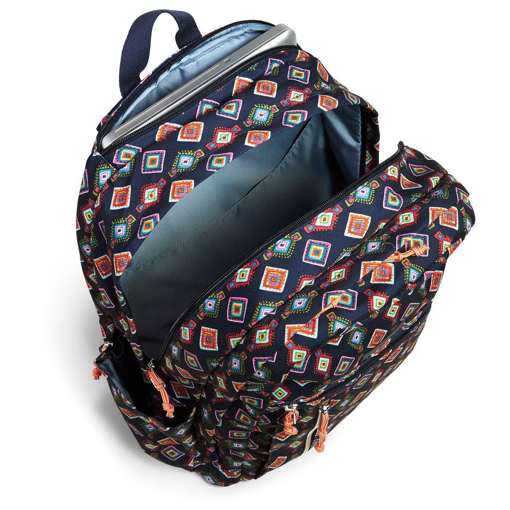 e34b51fe3d5 Vera Bradley Lighten Up Grand Backpack in Mini Medallions - Handbags ...