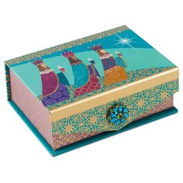 We Three Kings Christmas Cards, Box of 16, , large