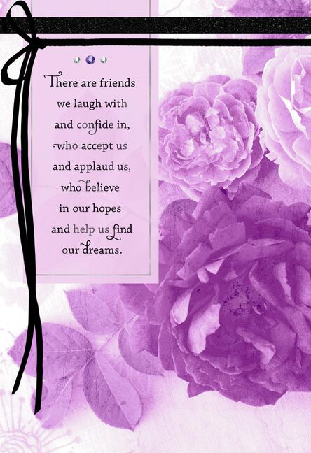 Lucky To Call You A Friend Birthday Card For Mom Greeting Cards
