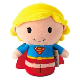 itty bittys® SUPERGIRL™ Stuffed Animal Limited Edition, , large