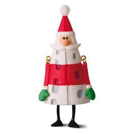 Happy Ho-Ho-Holidays! Santa Claus Ornament, , large