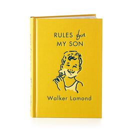 Rules for My Son, , large