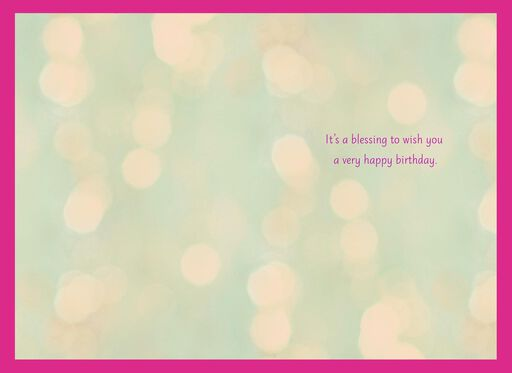 Birds In A Tree Happy Birthday Card For Godmother Greeting Cards