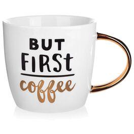 """But First, Coffee"" Mug, 14 oz., , large"