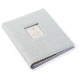White Religious Memory Book, , large