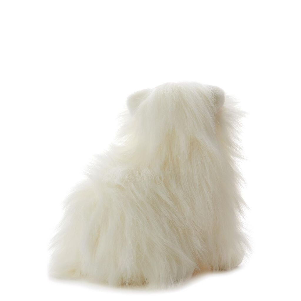 White Long Haired Cat Small Stuffed Animal Classic Stuffed Animals
