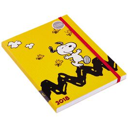 Peanuts® 2018 Planner Calendar, 12-Month, , large