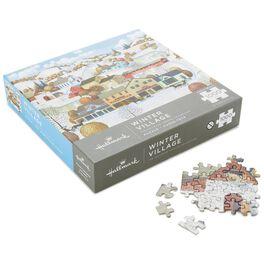 Winter Village 1000-Piece  Puzzle, , large
