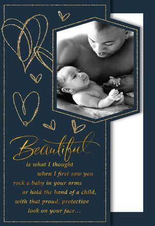 My Wonderful Man Romantic Father's Day Card