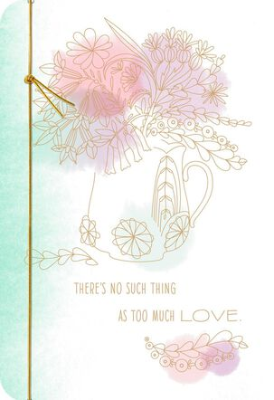 Perfect Love, Grandma Mother's Day Card