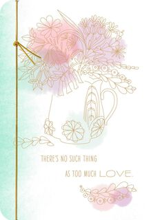 Perfect Love, Grandma Mother's Day Card,