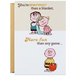 Peanuts® You Are the Best Father's Day Card, , large